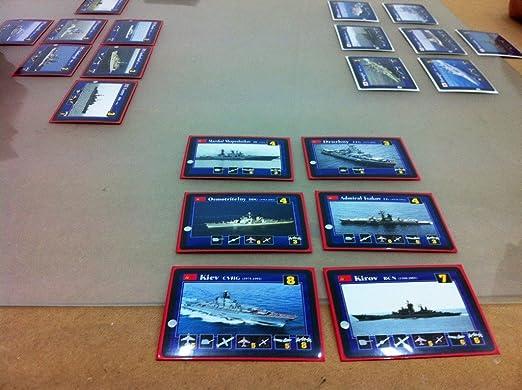 Modern Naval Battles - Global Warfare - Strategy Board Game