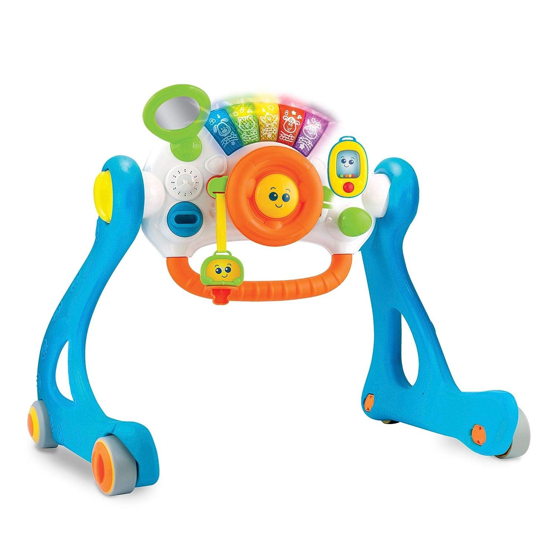 Winfun Drive N Play - Andador de gimnasio para niños ...