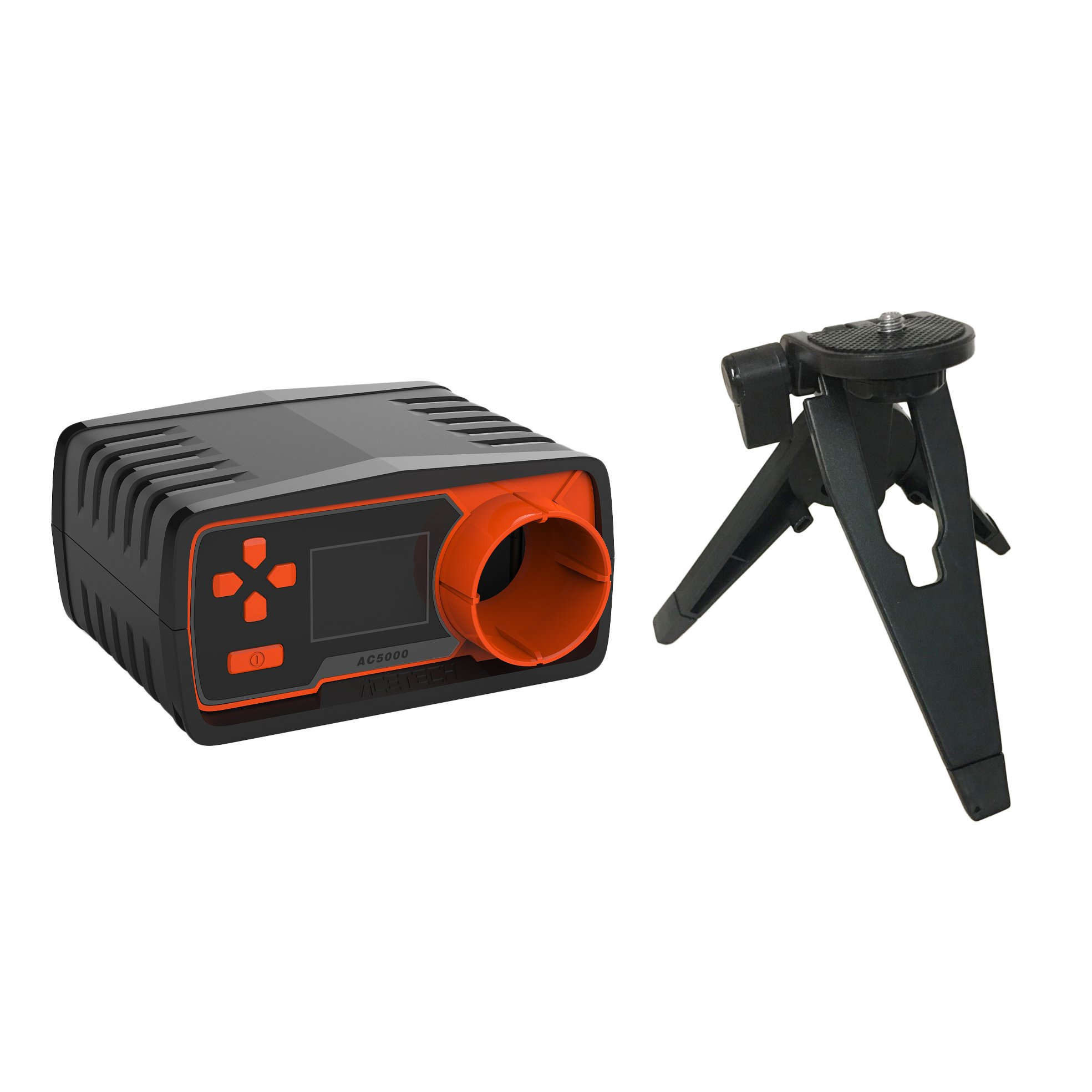 Basicest Acetech AC5000 Airsoft Shooting Chronograph with a Tripod