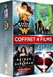 Wonder Woman + Suicide Squad + Batman v Superman : L'Aube de la justice + Man of Steel