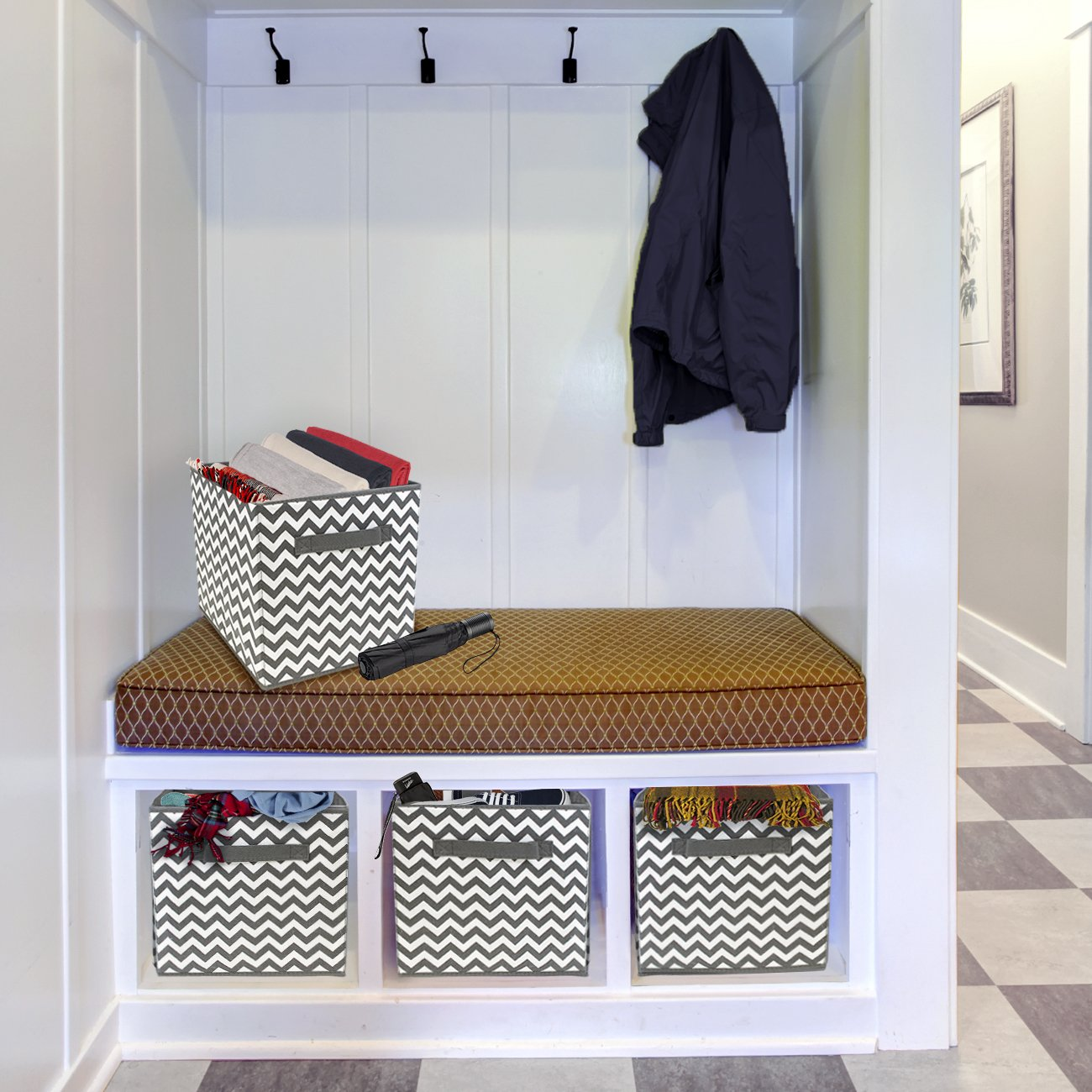 The Best Storage Container Sets (& Baskets) For Your Bathroom: Reviews & Buying Guide 12
