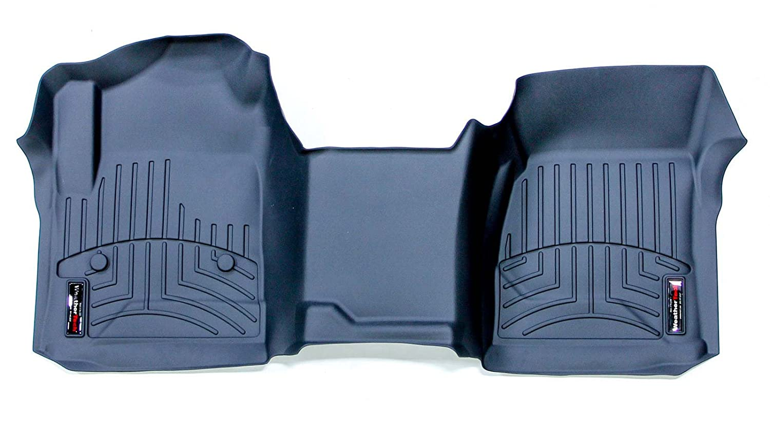 Black WeatherTech 445451 Floor Liner