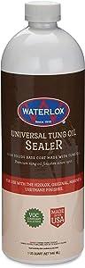 Waterlox 1000-QT Sealer, Grey