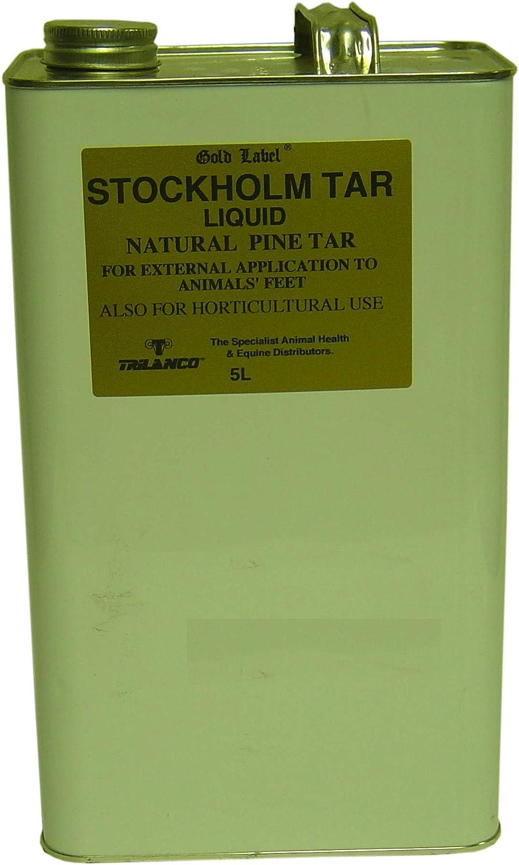 Gold Label - Stockholm Alquitrán Líquido