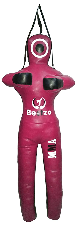 bestzo MMA Jiu Jitsu柔道Punching Bag ft) GrapplingダミーホットピンクHands B0779L1VD2 On front-unfilled 70 Jiu inches (6 ft) Canvas Hot Pink B0779L1VD2, 芝生のことならバロネスダイレクト:b0a7d7d5 --- capela.dominiotemporario.com