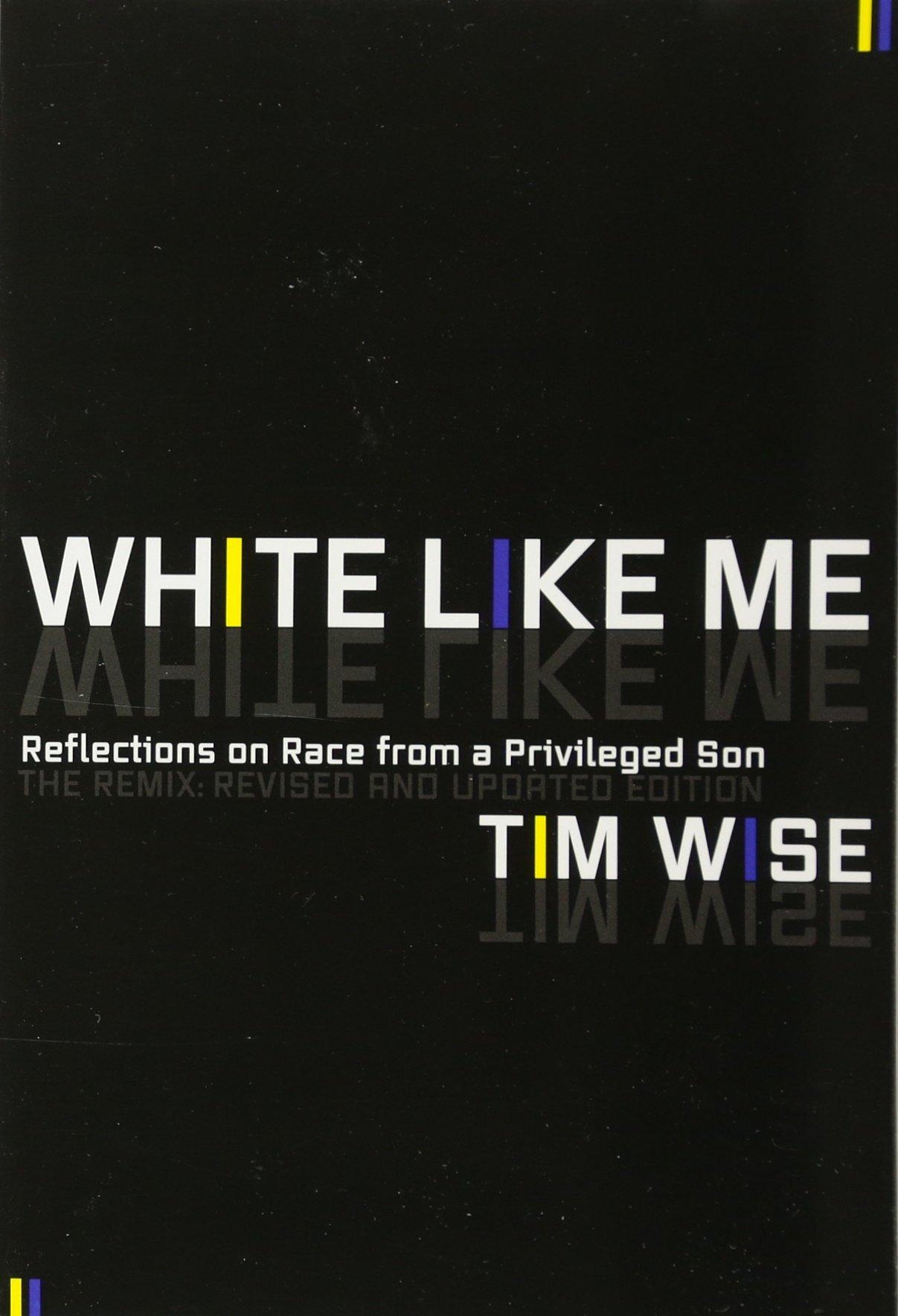 Image result for white like me