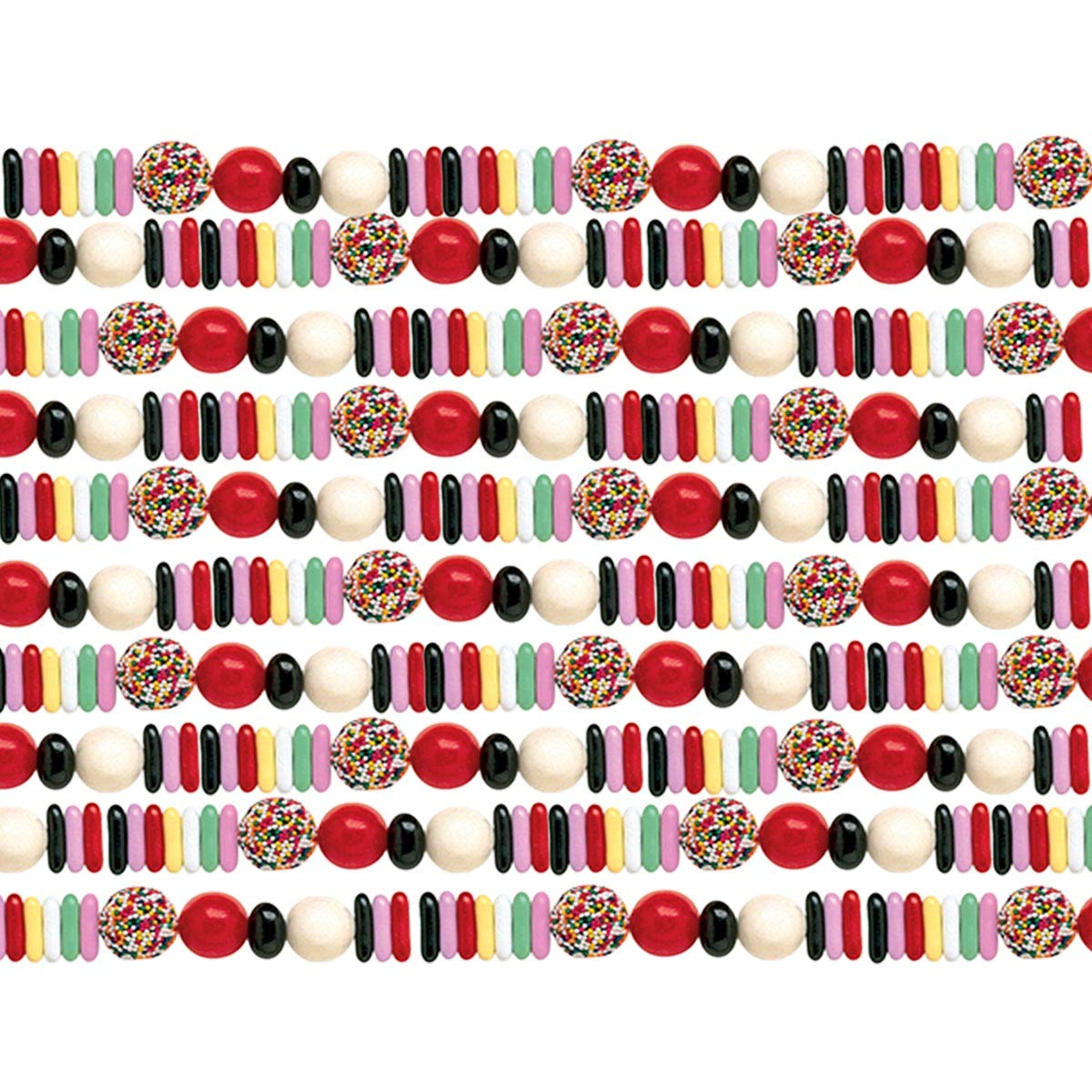 Jelly Belly Licorice Bridge Mix - 10 Pounds of Loose Bulk Candy - Genuine, Official, Straight from the Source by Jelly Belly Confections