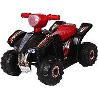 HLX-NMC Super ATV Battery Operated Bike - Black