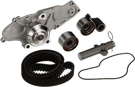 Online Automotive TBWPRNKAN19D 6008 Timing Belt Kit with Water Pump