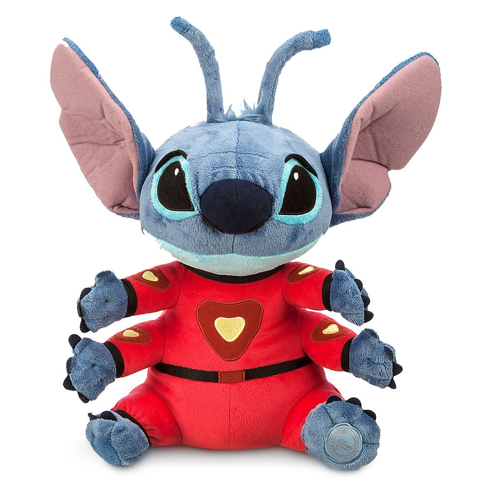 Disney Stitch in Spacesuit Plush - Lilo & Stitch - Medium - 16''