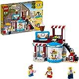 LEGO Creator 3in1 Modular Sweet Surprises 31077 Building Kit (396 Pieces)