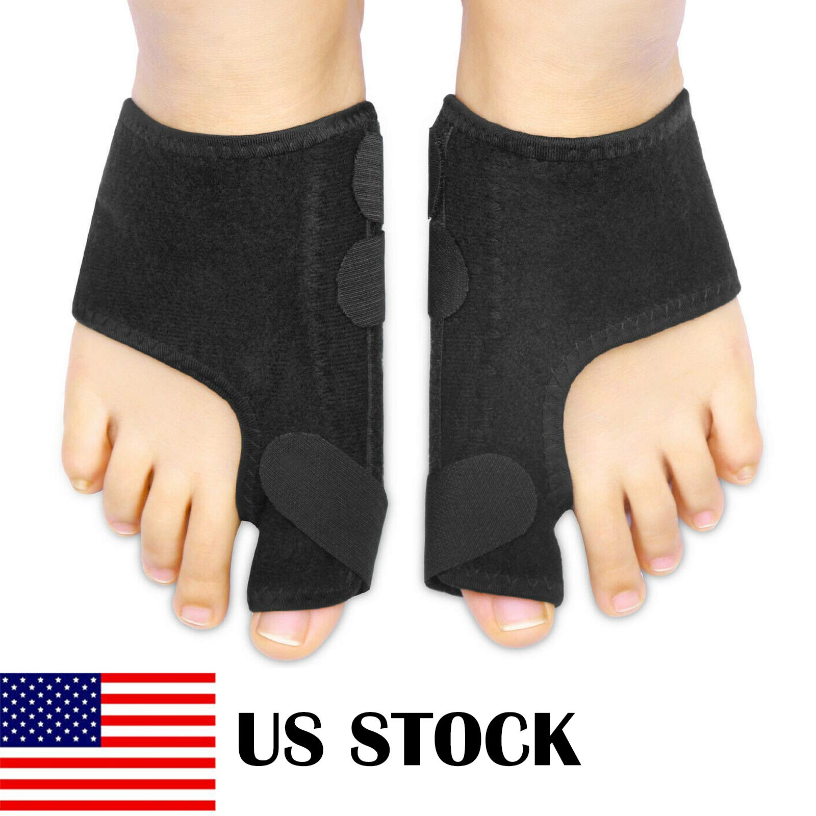 Bunion Corrector &Relief Sleeve with Gel Pads Cushion Splint Orthopedic Prote by Rubyshop by Rubyshop