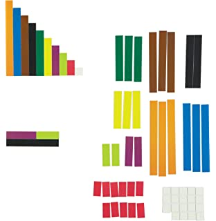 Learning Resources Cuisenaire Rods Small Group Set Plastic Lernspielzeug