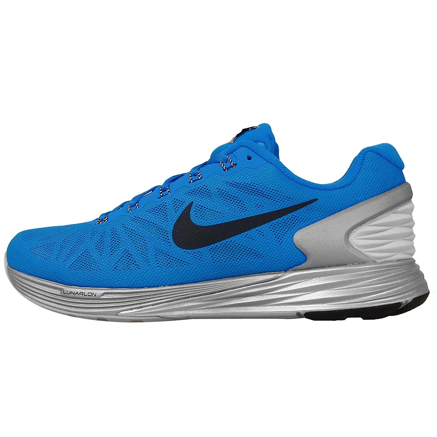 best website f5ae5 50c70 NIKE LUNARGLIDE 6 FLASH 683651 400 MENS RUNNING SNEAKERS 12 US - 11 UK  Amazon.co.uk Shoes  Bags