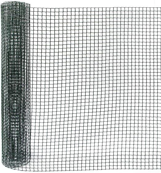 Catral 52010006 - Malla cuadrada, 0.2 x 2500 x 100.0 cm, color verde: Amazon.es: Jardín