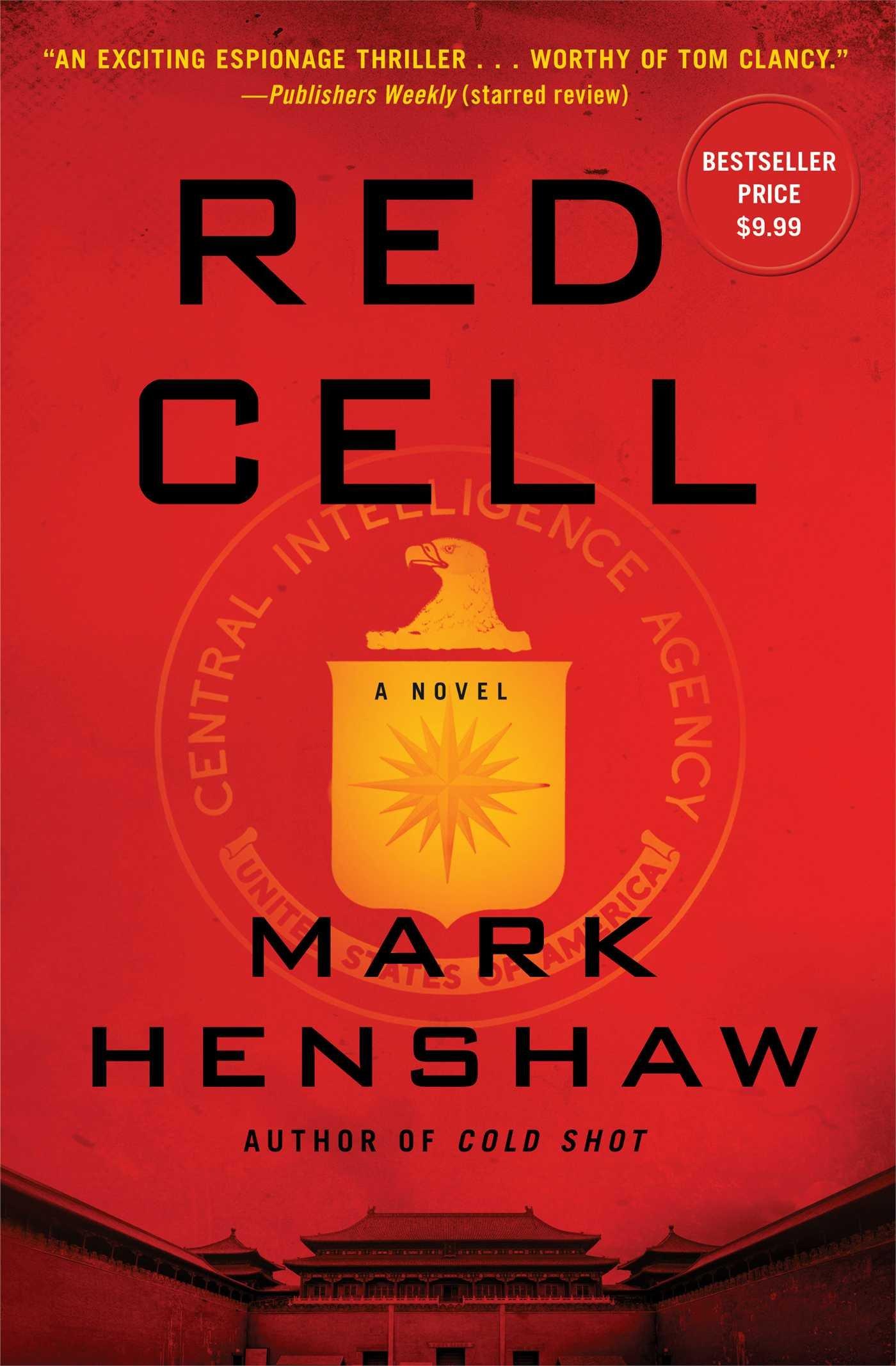 Red Cell: A Novel (a Jonathan Burke/Kyra Stryker Thriller) pdf epub