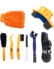 Anndason Precision Bicycle Cleaning Brush Tool Suitable for Mountain, Road, City, Hybrid,BMX Bike and Folding Bike