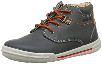 Startrite Harley Boys Boots Gris Grey 7 UK