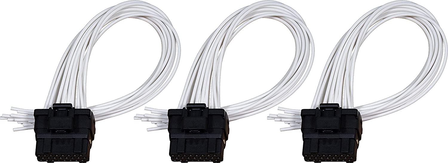 APDTY 141759 FICM Fuel Injection Control Module Wiring Harness Pigtail Set 6.0L
