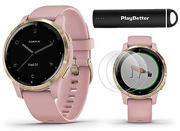 Garmin vivoactive 4 Smartwatch Power Bundle | Modelo 2019 ...