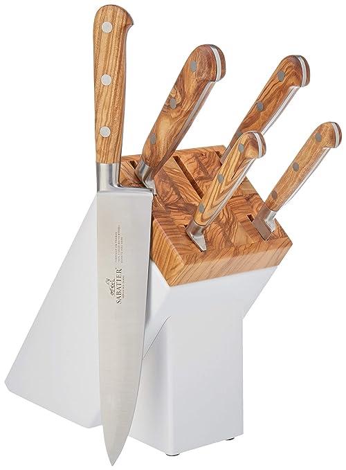Compra Lion Sabatier 664288 Cuchillos, 5 Cuchillo Provençao ...