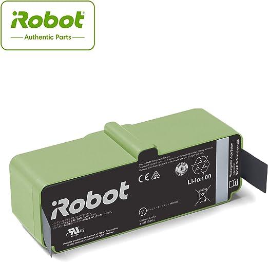 iRobot - Batería de iones de litio (3,300 mAh), color verde ...