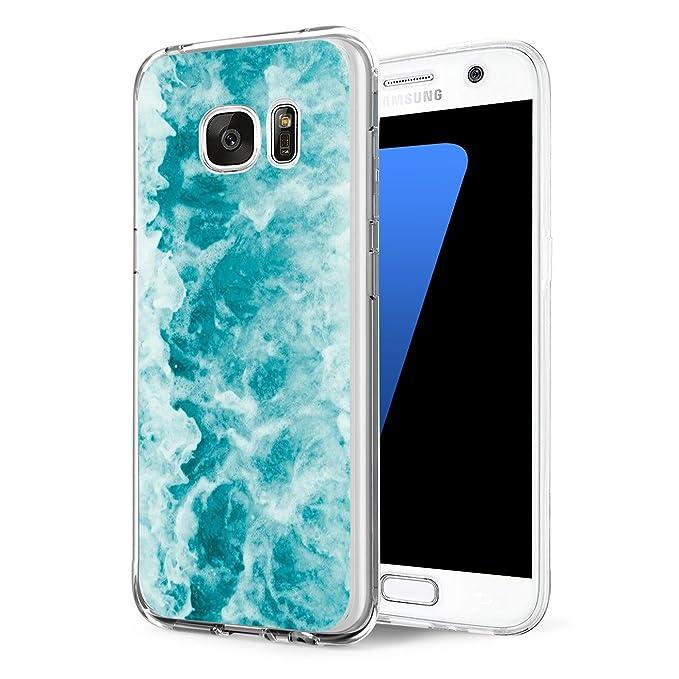 Carcasa Samsung Galaxy S6 Edge Plus,TPU Funda Cubierta de ...