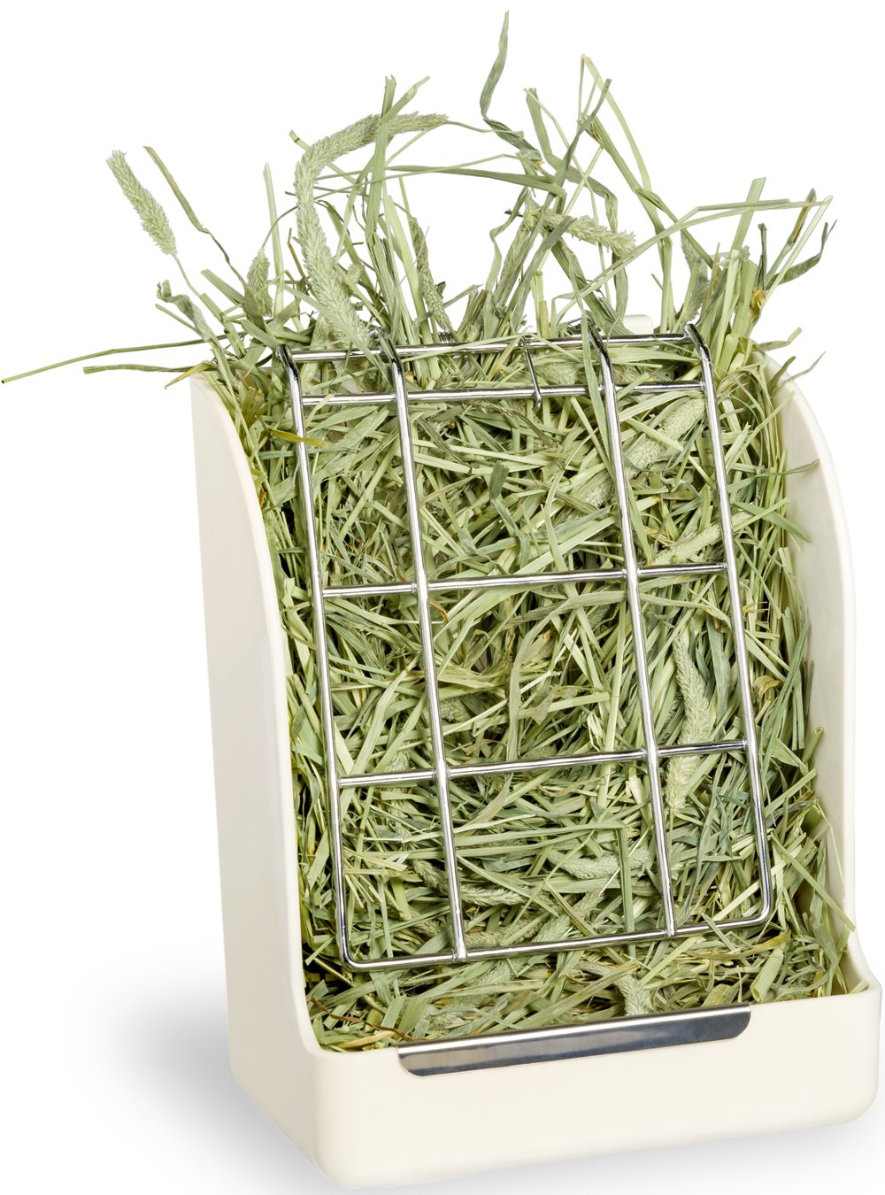 Mkono Hay Feeder Less Wasted Hay Rack Manger for Rabbit Guinea Pig Chinchilla by Mkono