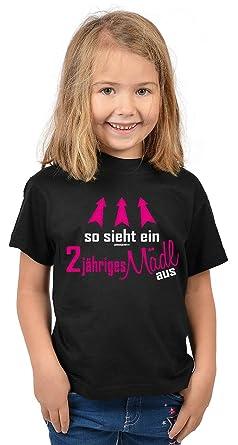 Mega Shirt Mega Shirt Kinder T Shirt So Sieht Ein 2 Jähriges