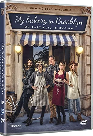 My Bakery In Brooklyn - Un Pasticcio In Cucina Italia DVD ...