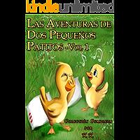 Las Aventuras De Dos Pequeños Patitos - Vol.
