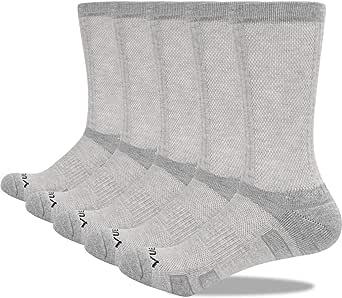 YUEDGE Hombre Gruesos Algodon Invierno Termicos Trabajo Deportes Calcetines