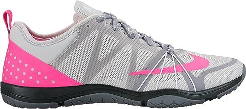 cf4b5b8994091 Nike Women s Wmns Free Cross Compete Sneakers silver Size  8 UK ...