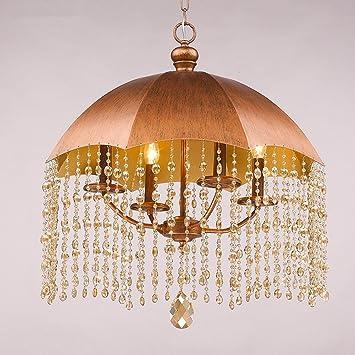 LT&NT Lámparas de araña,Araña Minimalista,lámpara Decorativa ...