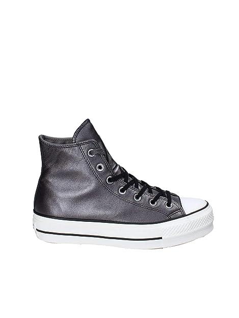 Converse Chuck Taylor CTAS Lift Hi, Zapatillas para Mujer: Amazon.es: Zapatos y complementos