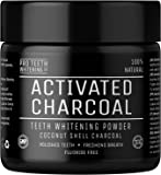 Activated Charcoal Natural Teeth Whitening Powder Peppermint Flavour by Pro Teeth Whitening Co® | Manufactured in the UK (Peppermint)