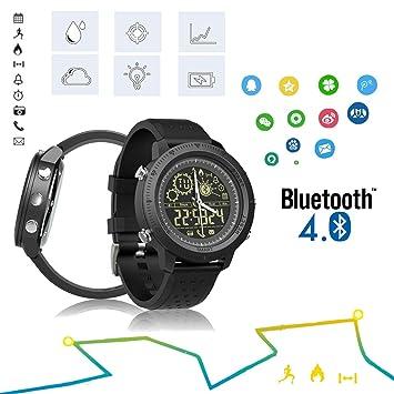 Reloj Inteligente Mujer Reloj Inteligente Hombre Smartwatch Pulsera de Actividad Inteligente Pulsera Actividad Inteligente Fitness Tracker ...