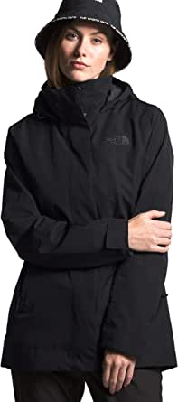 The North Face Women's Westoak Hooded Waterproof City Trench Coat