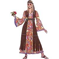 Forum Novelties Women's Hippie Love Child Costume
