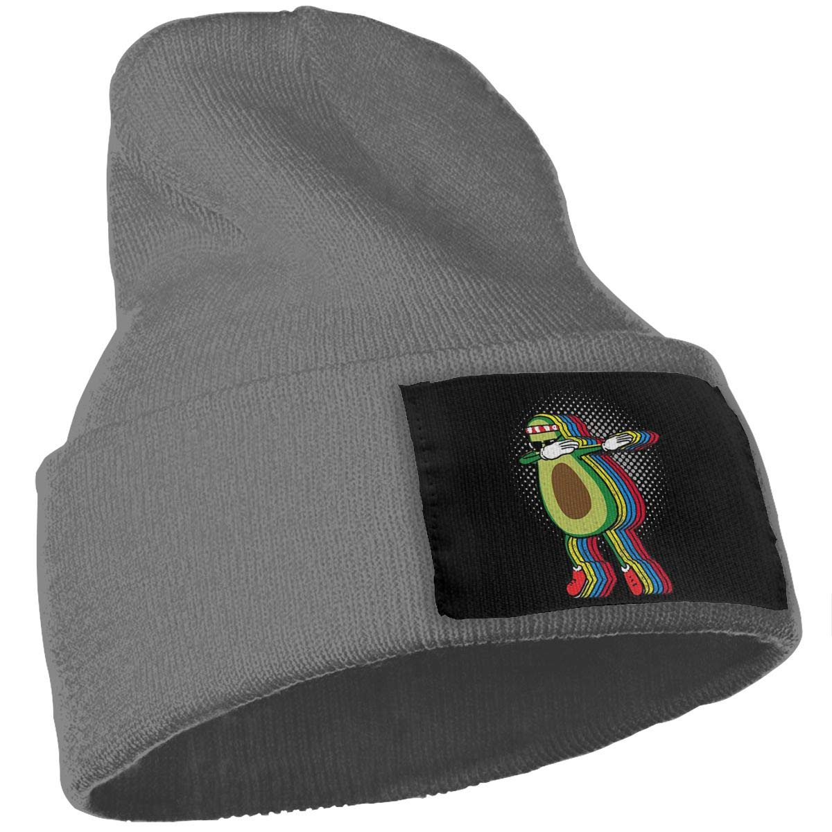 SLADDD1 Cool Warm Winter Hat Knit Beanie Skull Cap Cuff Beanie Hat Winter Hats for Men /& Women