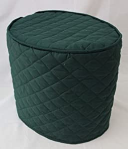 Simple Home Inspirations Quilted Cover Compatible with Instant Pot Pressure Cookers (3Qt, Hunter)