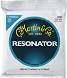 Martin M980 Resonator Nickel Wound Strings