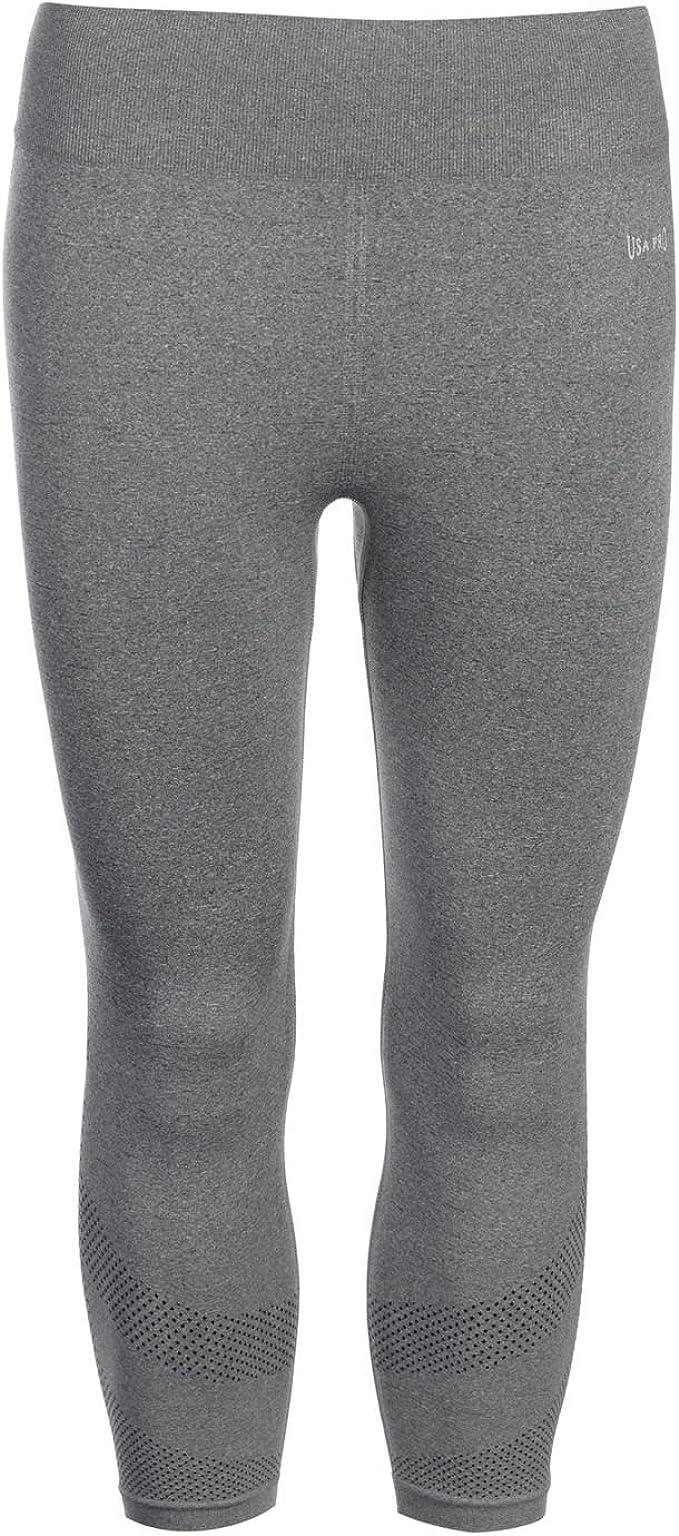 USA Pro All Purpose Damen Leggings Training Fitness Stretch Hose Sporthose