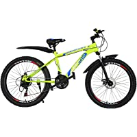 ORBIS CYCLES Thunder-X 26 Inches 21 Speed Bike for Adults