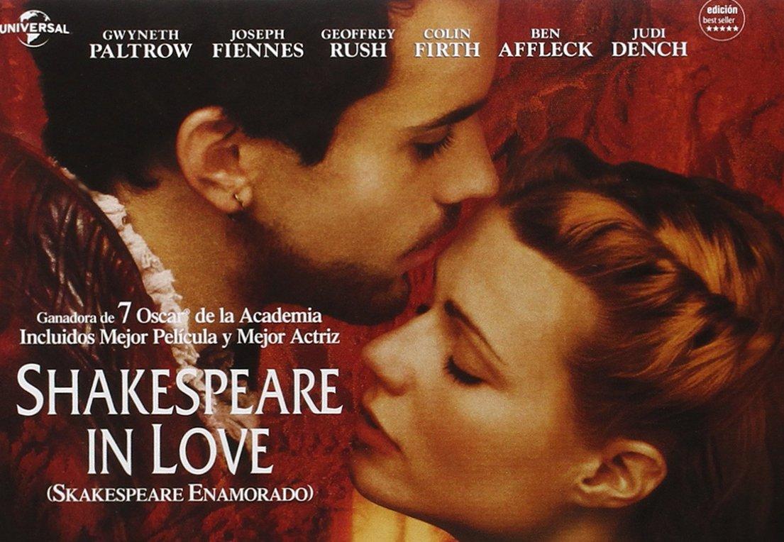 DVD o Blu-Ray de Shakespeare In Love
