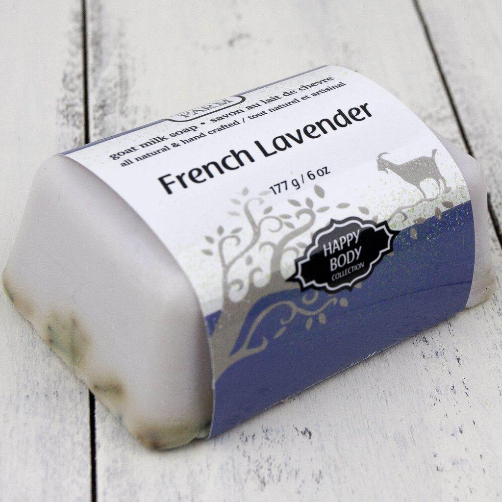 French Lavender Goat Milk Soap