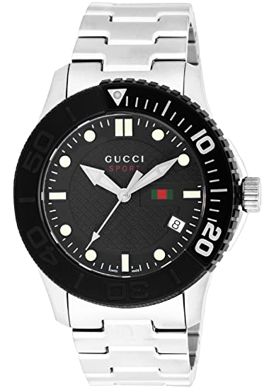 deal watches on shop womens watch black gucci sweet diamantissima