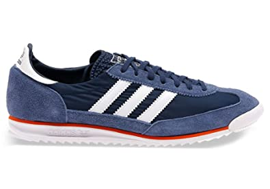 separation shoes d49e5 efc5f adidas Originals SL 72, Baskets Mode Homme Blue Size  5