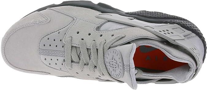 low price sale quality design new concept Nike - Basket Air Huarache Run Se 852628 - 003 Gris - Couleur Gris ...