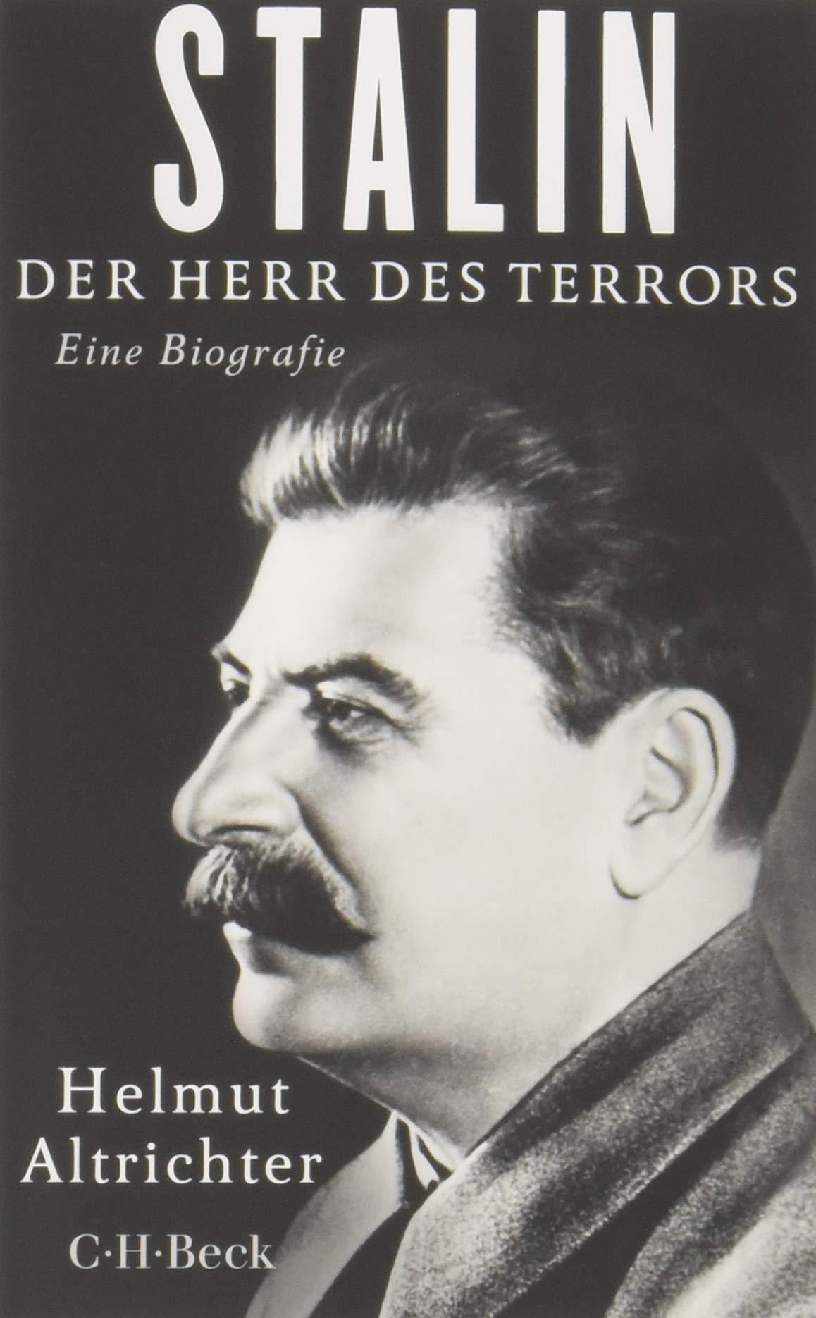 Stalin Der Herr Des Terrors Amazon Helmut Altrichter Bücher